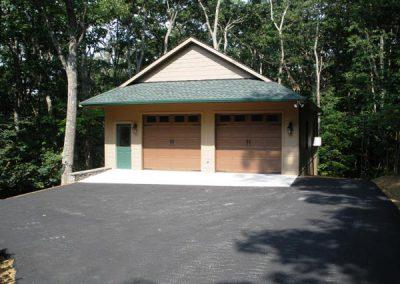 wintergreen house construction
