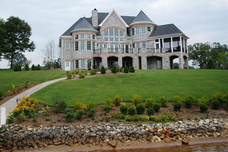 new custom home smith mountain lake va